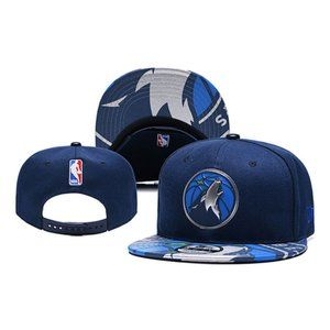 Minnesota Timberwolves Snapback Hats
